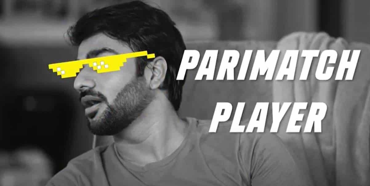 Parimatch promo video