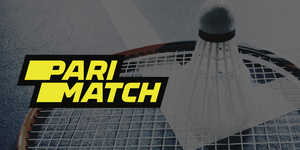 Badminton Betting on Parimatch